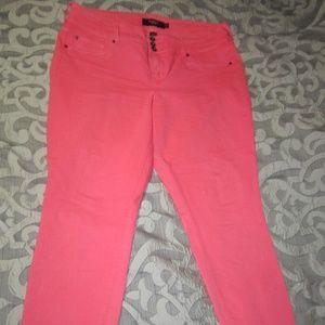 Pink Jegging Regular length